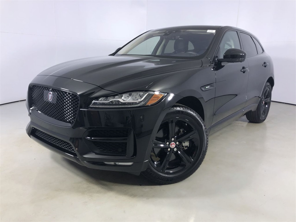 Certified Pre-Owned 2020 Jaguar F-PACE 30t R-Sport
