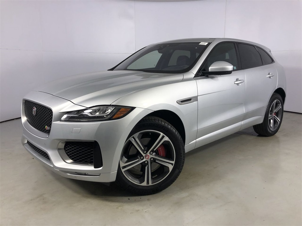 Certified Pre-Owned 2020 Jaguar F-PACE S