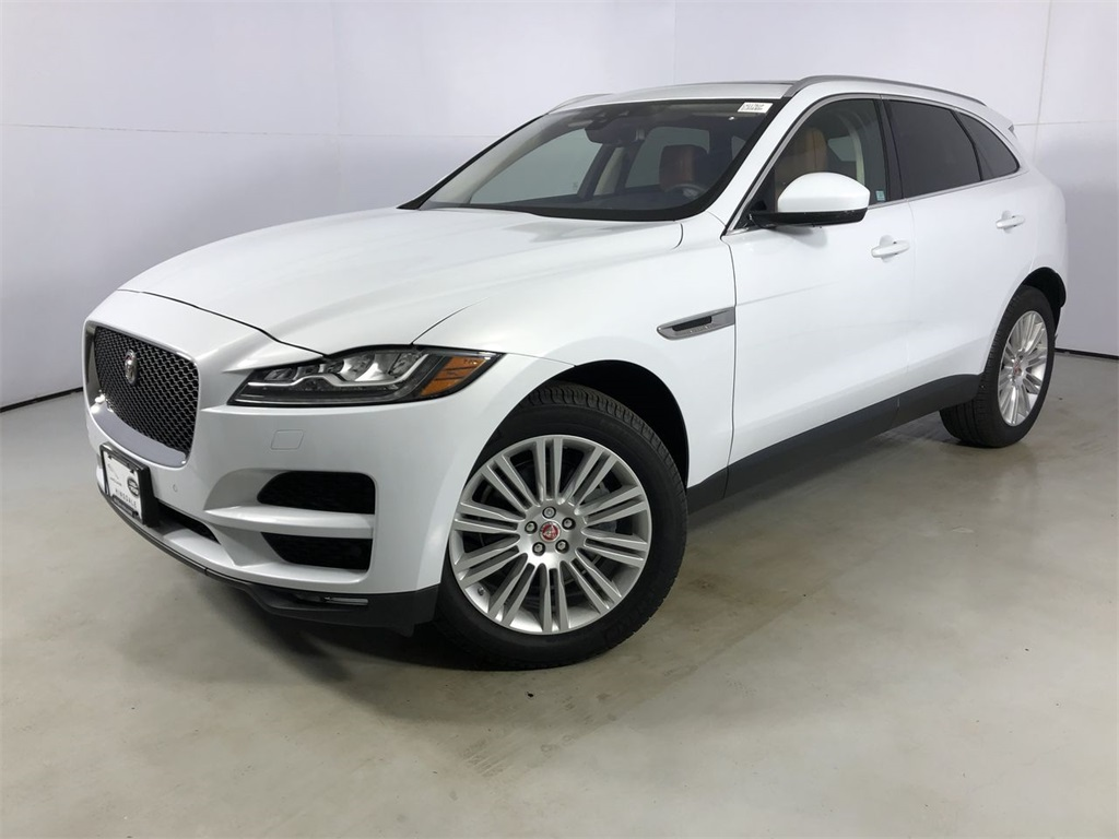 Certified Pre-Owned 2018 Jaguar F-PACE 35t