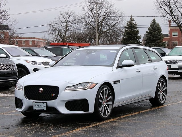 Certified Pre-Owned 2018 Jaguar XF S
