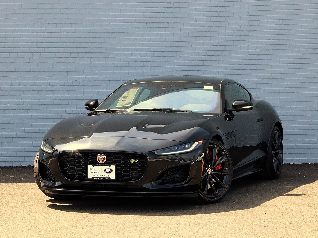 new 2021 jaguar ftype r coupe in hinsdale jh21002