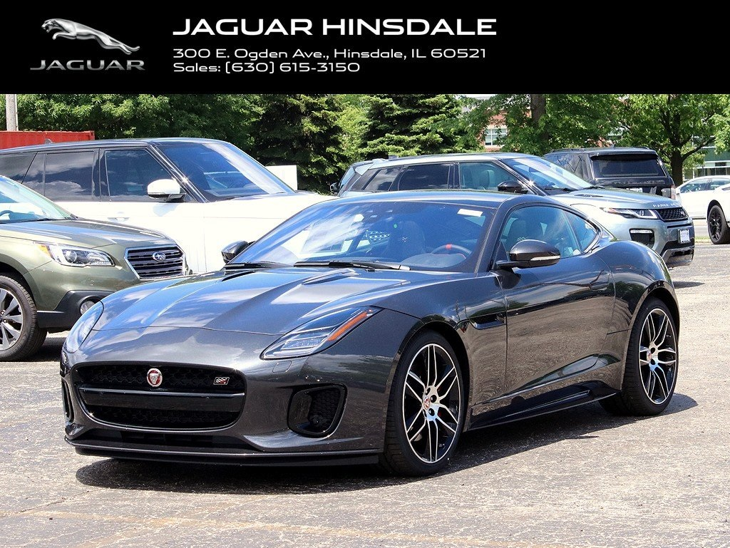 New 2020 Jaguar F Type With Navigation