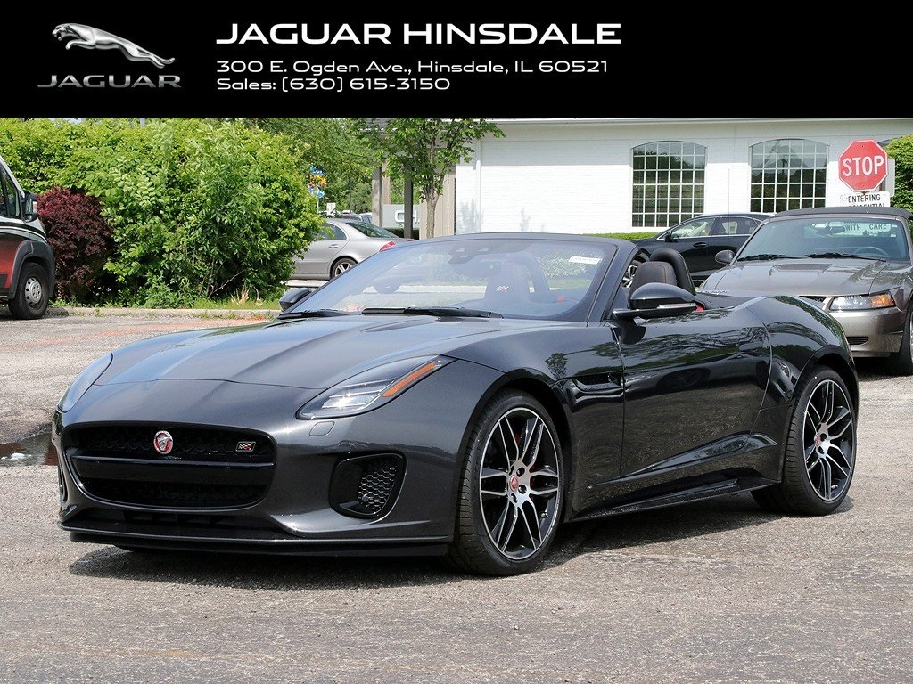 Jaguar F Type Convertible >> New 2020 Jaguar F Type With Navigation