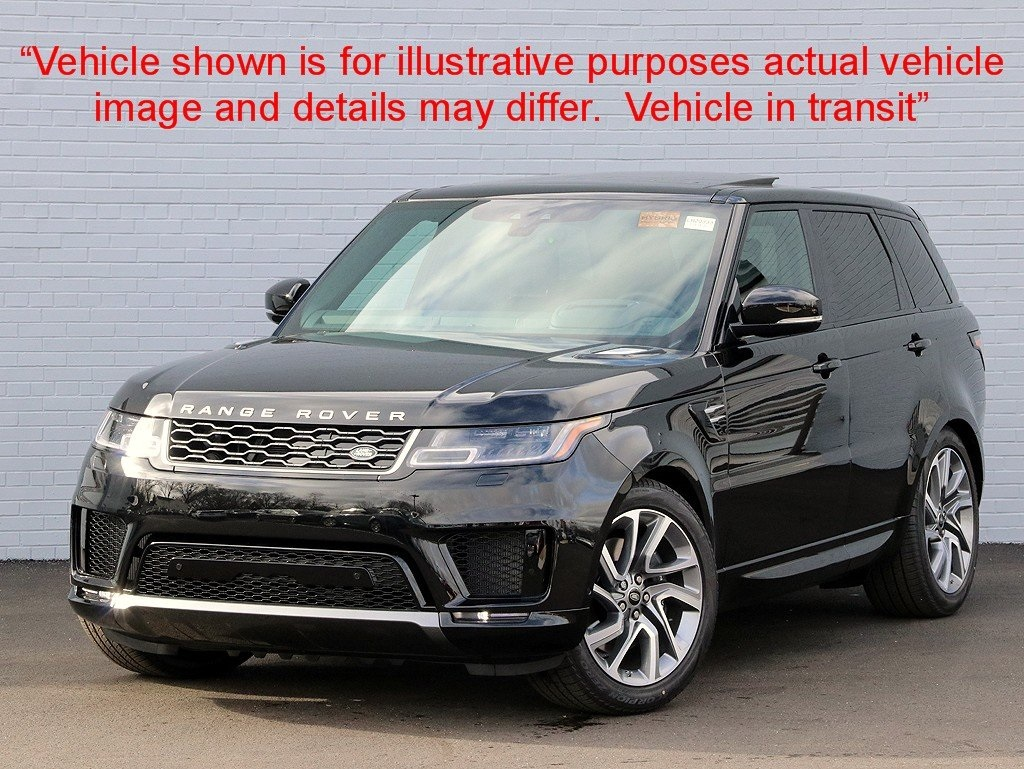 Certified Pre-Owned 2020 Land Rover Range Rover Sport HSE