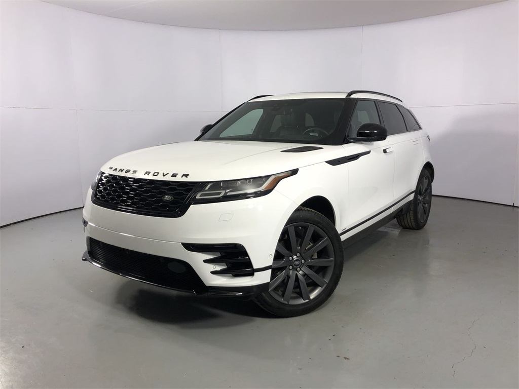 Pre-Owned 2018 Land Rover Range Rover Velar P250 HSE R-Dynamic