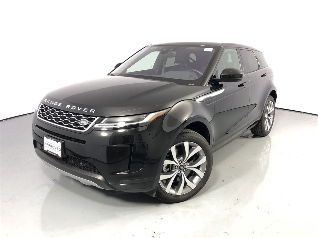 Pre-Owned 2020 Land Rover Range Rover Evoque SE