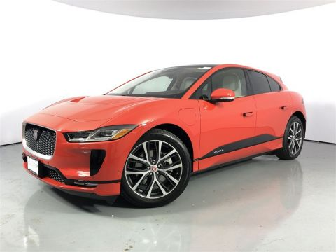 Certified Pre-Owned 2019 Jaguar I-PACE First Edition