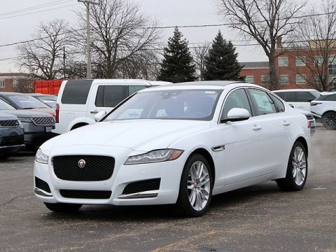 New 2019 Jaguar XF Prestige